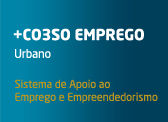 Abertas candidaturas no âmbito do +CO3SO Emprego - Urbano